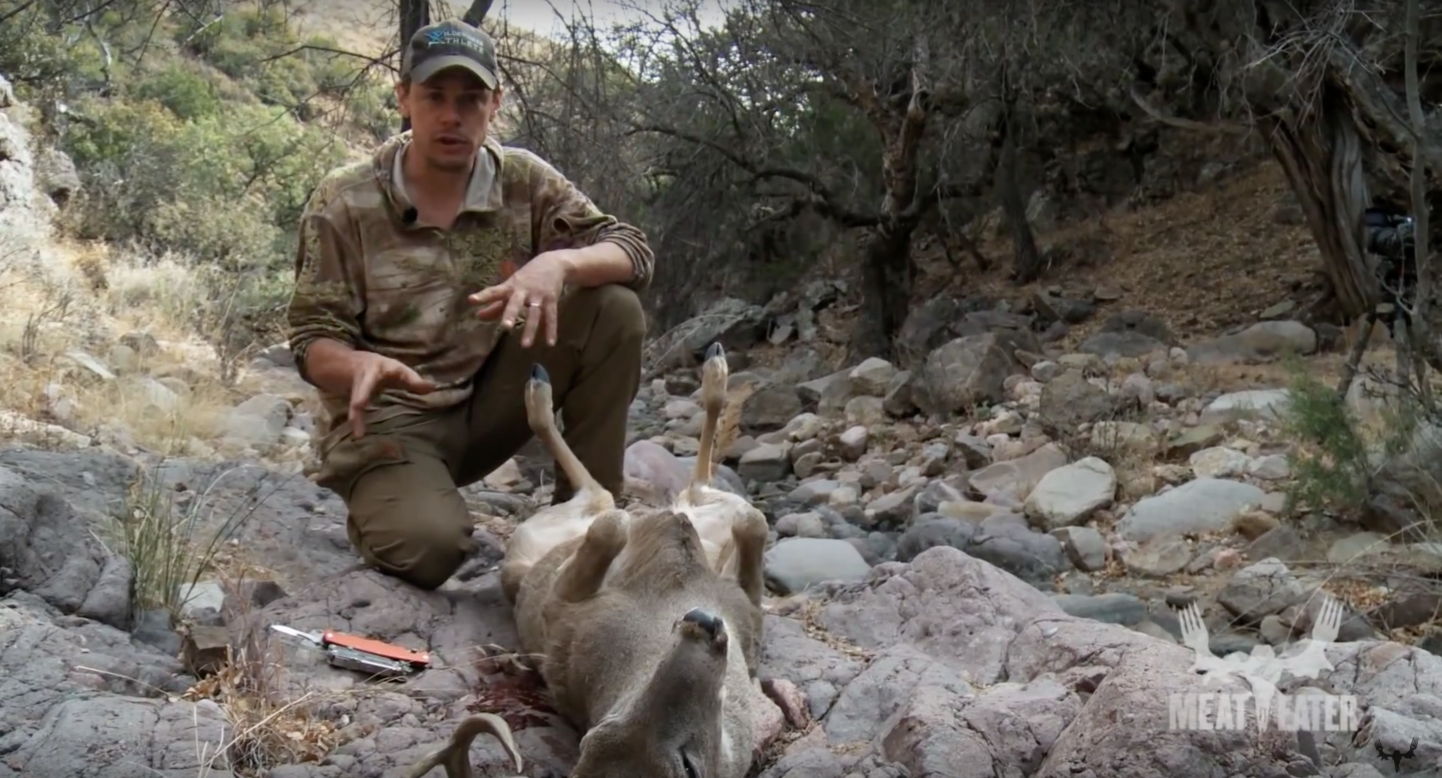 Field Dressing a Deer with Steven Rinella