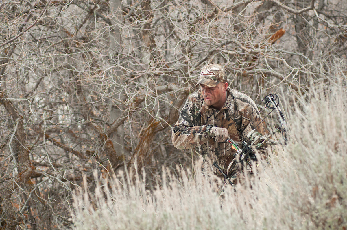 New Year's Resolutions + Hunting = Bring on 2018!