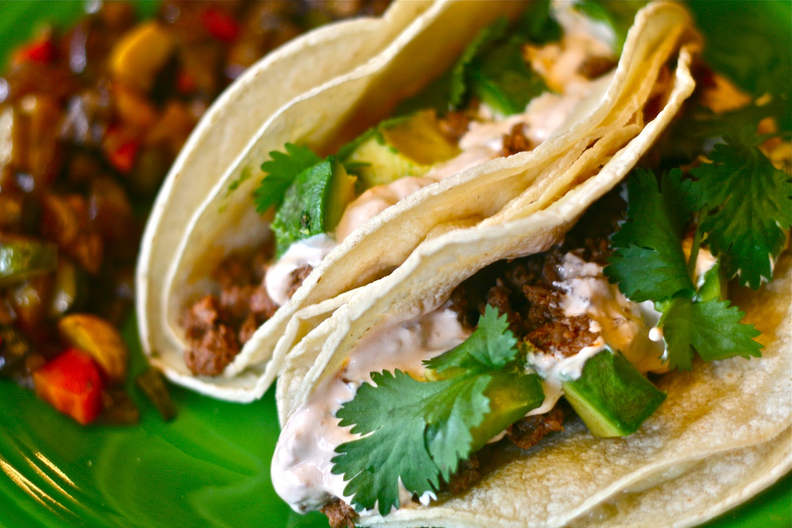 In the Kitchen: Venison Tacos