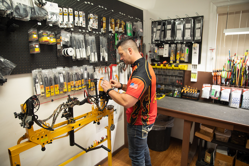 A Buyer's Guide to Compound Bows
